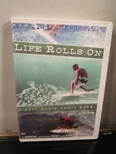Life Rolls On (a surf movie about life) DVD~
