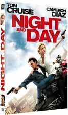 NIGHT AND DAY - TOM CRUISE - CAMERON DIAZ - VERSION LONGUE  - DVD COMME NEUF