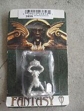 Rafm Fantasy Metal Shrieking Scarecrow Figurine Nip 3856
