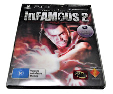 InFamous 2 Special Edition Sony PS3