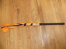 "TK GT Carbon Fibre Field Hockey Stick SIZE 36 1/2""Aramid Orange wavy"