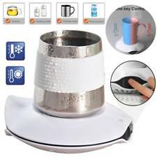 Electric Cup Warmer Mug Heater Cooler 2 in 1 Multifunction Coffee Milk Drink Mat