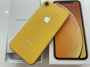 Apple iPhone XR - 64GB - Yellow (Unlocked) A2105 (GSM)