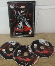 Devil May Cry - The Complete Series (DVD 3-Disc Set) VGC