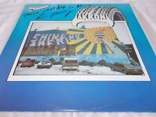 AKRON COMPILATION - US 14 TRK VINYL LP+INNER - US DJ PRESS*SIGNED LIAM STERNBERG
