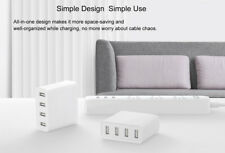 Xiaomi Mi 2A Fast USB Charger 4 Ports 35W High Power USB 2.0 Multi Protection UK