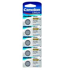 5x CR1620 Lithium Knopfzelle 3V Camelion 5er Blister DL1620 5009LC E-CR1620