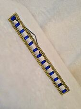 Antique 1920's JEWELERS CUSTOM JEWELRY SALESMAN SAMPLES, RHINESTONE BRACELET