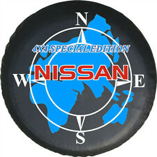 Spare Wheel Tire Cover Series For Nissan Pathfinder Tire Cover Heavy Denim Vinyl