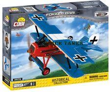Fokker D VII - COBI 2978 - 219 brick fighter aircaft