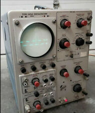 Vintage Tektronix Oscilloscope Type 543A 2 Channel O-Scope DSO CRO Powers On