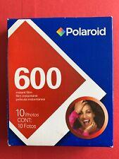 Polaroid 600 - Color instant film 10 exposures, BRAND NEW