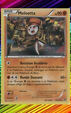 Meloetta Holo - XY8:Impulsion Turbo - 85/162 - Carte Pokemon Neuve Française