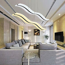 LED 36W Deckenleuchte Wohnzimmer Beleuchtung Deckenlampe Kronleuchter Lüster