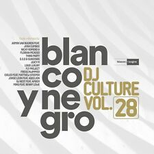 BLANCO Y NEGRO DJ CULTURE Vol.28-2CD