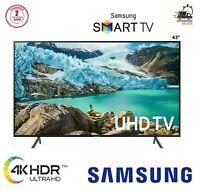 """Televisione TV SAMSUNG 43"""" Pollici 4K Televisore UE43RU7172 Ultra HD HDR Wi-Fi"""