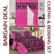 Juegos de fundas nórdicas color principal rosa dormitorio infantil