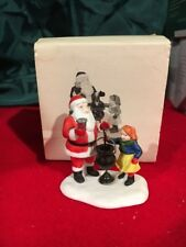 """Department 56 / Heritage #56.5539-5 """"Tis The Season� Christmas In The City Cic"""