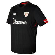 Solo maglia da calcio di squadre spagnole lunghezza manica manica corta Athletic Bilbao
