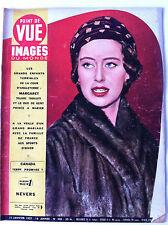 POINT DE VUE du 11/01/1957; Duc de Kent/ Enfant terrible de la cour d'Angleterre