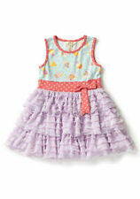 Matilda Jane Girls Lets Eat Cake Dress Size 8 New in Bag Brilliant Daydream