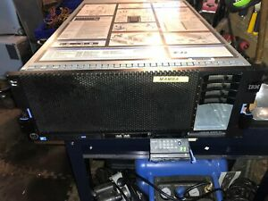"IBM X3850 X5 Server, 4x 6 CORE E7-4807 1.87GHz, 272GB RAM, M5015, 8x2.5"" Bays*"