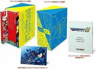 Nintendo switch Rockman & Rockman X 5in1 Special BOX Mega Man Capcom NEW