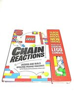 LEGO Chain Reactions Design & Build Kit KLUTZ Certified Age 8 & Up