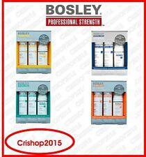 Bosley Kit per Capelli Fini - Colorati - Anticaduta naturali - Anticaduta color