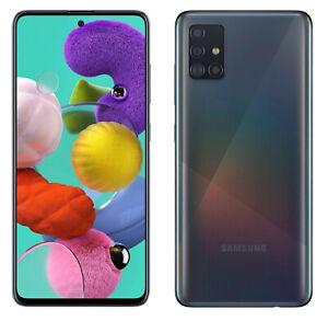 Samsung Galaxy A51 in Black Handy Dummy Attrappe Ausstellung Requisit Deko