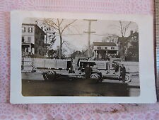 RARE ca. 1912 real photo post card: STUDWELL PORT CHESTER Westchester New York