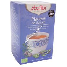 Yogi Tea - Piacere del respiro - Timo, eucalipto, basilico