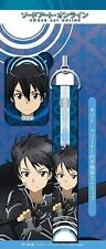 Sword Art Online Aincrad Arc Kirito Phone Charm and Screen Wiper NEW