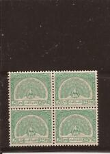 BURMA- MNH early block (25 Pyan value but what was use?