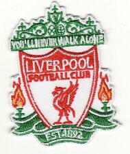 Liverpool soccer team Iron-on/Sew-on Embroidered PATCH/applique