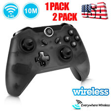 USA Wireless Pro Controller Gamepad Joypad Remote for Nintendo Switch Console xi