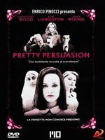 Pretty Persuasion DVD Nuovo Sigillato La vendetta non conosce Perdono
