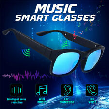 Smart Glasses bluetooth Polarized Bone Conduction Headphone Headset  A L