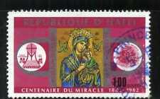MADONA,- PATRONESS OF>>> HAITI  -cancel PRINCE 1983