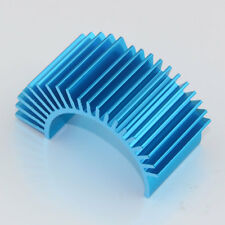 Blue RC Car Aluminum Heat Sink Fit 540 550 Stock and Modified Motors