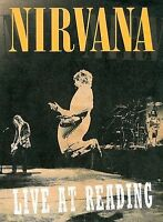 Nirvana: Live at Reading CD DVD Region 4 2-disc near mint