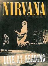 Live At Reading ~ Nirvana BRAND NEW 2-DISC CD & DVD SET