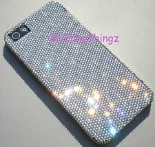 7ss Crystal Rhinestone Bling Back Case for iPhone 5 5S made w/Swarovski Elements