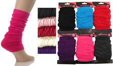 Leg Warmers Cuddly Soft Many New Colors