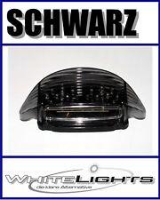 LED Lampada Posteriore Fanale RETROVISORE NERO HONDA VARADERO XL 1000 V sd01 sd02 1999-2007