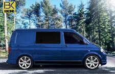 """4 Alloy Wheels  Tyres 5x120 18"""" VW Volkswagen T5 Transporter Van Kombi 255/45 T6"""