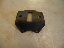 CORVETTE C1 1956-60 ORIGINAL TRUNK LATCH COVER