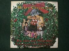 Merry Christmas The John Hall Family~RARE Xian Xmas~Peace LST 1225~Christian