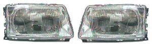 AUDI C3 100; 200; 5000 Headlight PAIR ( Left + Right ) 1982 - 1990