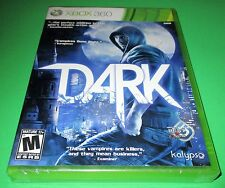 Dark Microsoft Xbox 360 *Factory Sealed! *Free Shipping!